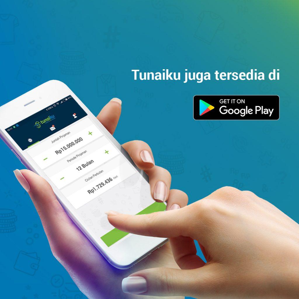 Tunaiku Aplikasi Pinjaman Uang Online Siap Hadir Di ...