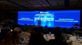 BI Apresiasi Kepemimpinan Syahrul YL, Memperkuat Pertumbuhan Ekonomi Sulsel 5 Tahun Terakhir