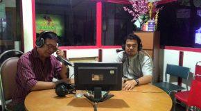 Roadshow Media KPID Sulsel di Radio Gamasi